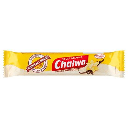 Unitop Chałwa sezamowa o smaku waniliowym 100 g