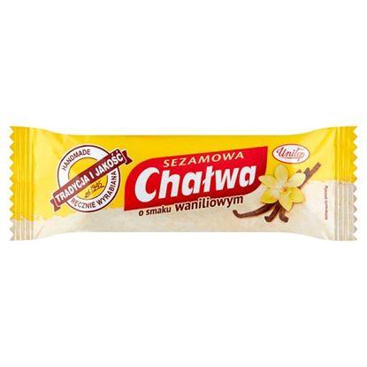 Unitop Chałwa sezamowa o smaku waniliowym 50 g