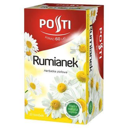 Posti Rumianek Herbatka ziołowa 28 g (20 torebek)