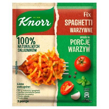 Knorr Fix Spaghetti warzywne 43 g