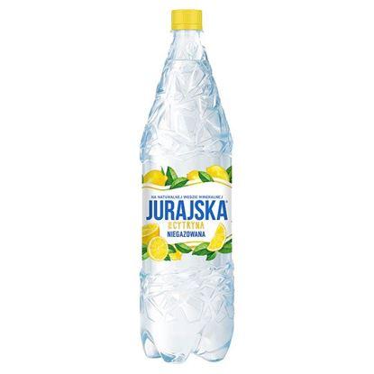 Jurajska Napój niegazowany smak cytryna 1,5 l