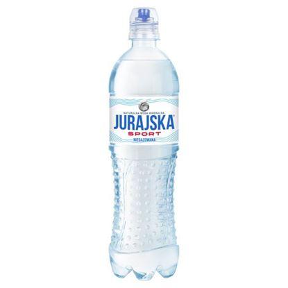 Jurajska Sport Naturalna woda mineralna niegazowana 700 ml