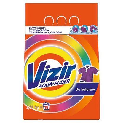 Vizir AquaPuder Color Proszek do prania 1.35KG, 18 prań
