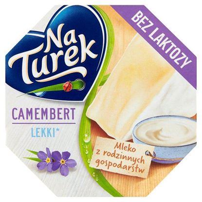 NaTurek Camembert lekki 120 g