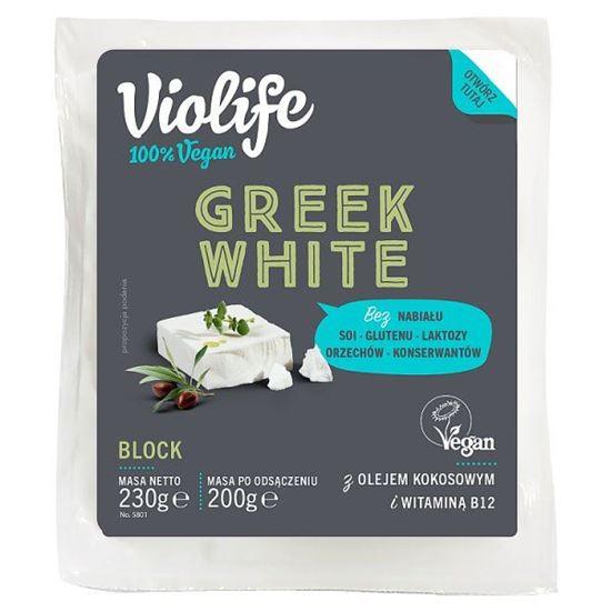 Violife Greek White Produkt na bazie oleju kokosowego blok 230 g