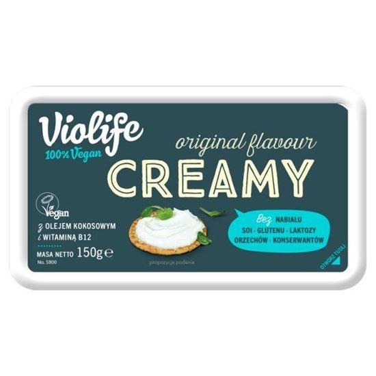 Violife Produkt na bazie oleju kokosowego o smaku original kremowy 150 g