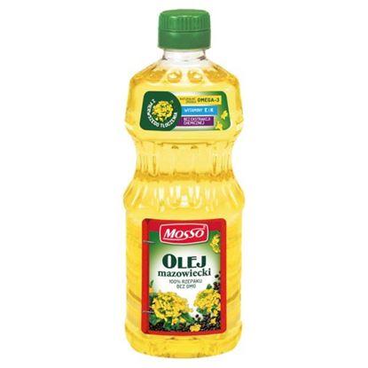 Mosso Olej Mazowiecki 500 ml