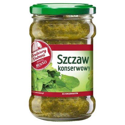 Mosso Szczaw konserwowy 270 g