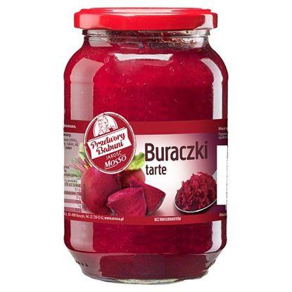 Mosso Buraczki tarte 450 g