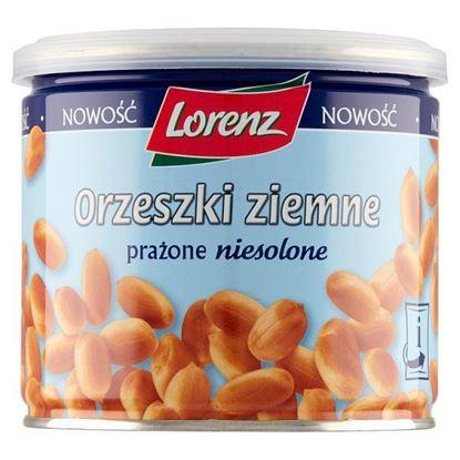Lorenz Orzeszki ziemne prażone niesolone 130 g