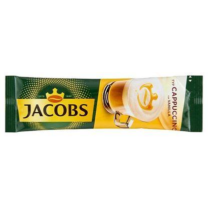 Jacobs Cappuccino Vanilla Rozpuszczalny napój kawowy 15 g