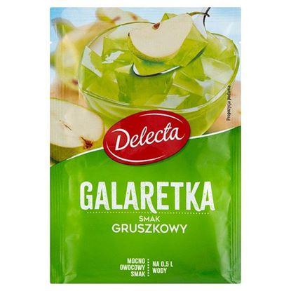 Delecta Galaretka smak gruszkowy 70 g
