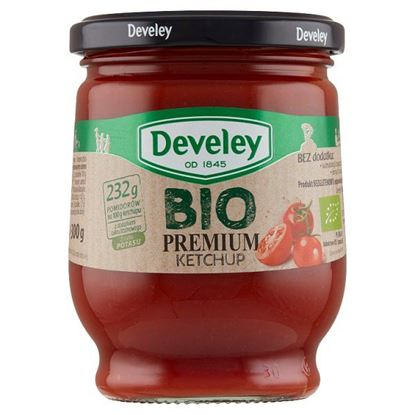 Develey Ketchup Premium bio 300 g