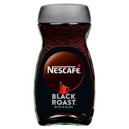 Nescafé Classic Black Roast Kawa rozpuszczalna 200 g