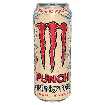 Monster Pacific Punch Gazowany napój energetyczny 500 ml