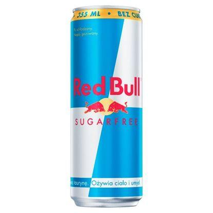 Red Bull Napój energetyczny bez cukru 355 ml