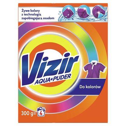 Vizir AquaPuder Color Proszek do prania 300G, 4 prań