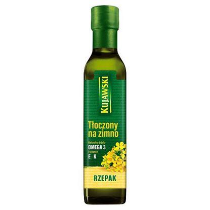 Kujawski Olej z rzepaku tłoczony na zimno 250 ml