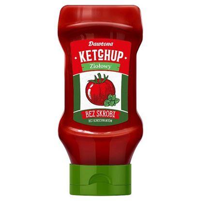 Dawtona Ketchup ziołowy 450 g