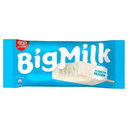 Big Milk Lody o smaku śmietankowo-waniliowym 100 ml
