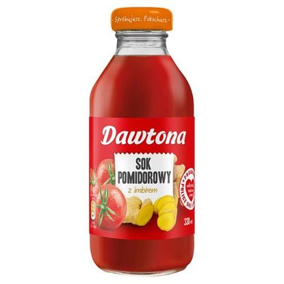 Dawtona Sok pomidorowy z imbirem 330 ml