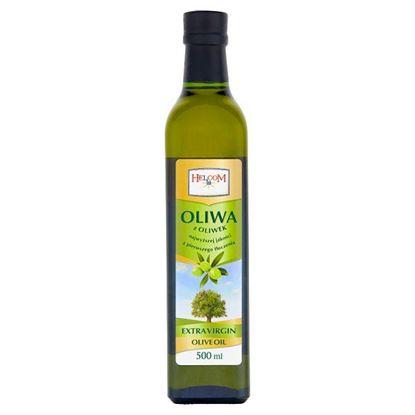 Helcom Oliwa z oliwek najwyższej jakości z pierwszego tłoczenia 500 ml