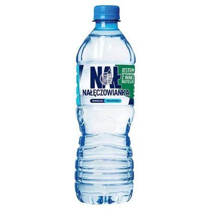 Nałęczowianka Naturalna woda mineralna niegazowana 0,5 l