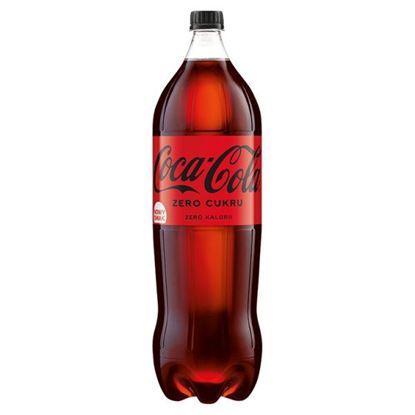 Coca-Cola zero Napój gazowany 2 l