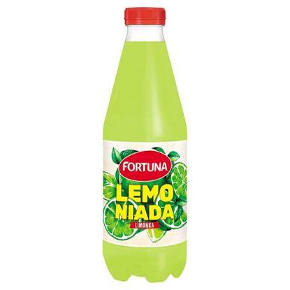 Fortuna Lemoniada limonka 1 l