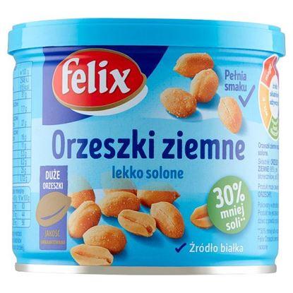 Felix Orzeszki ziemne lekko solone 140 g