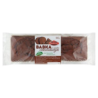 Oskroba Babka o smaku czekoladowym 500 g