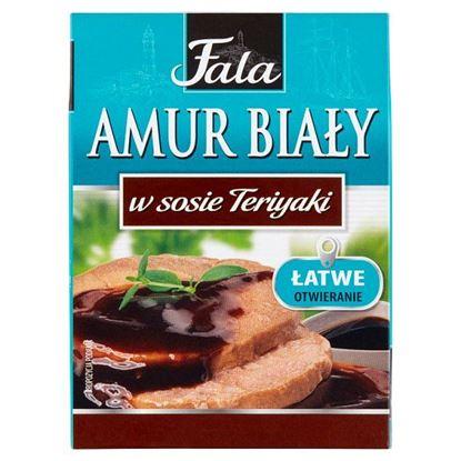 Fala Amur biały w sosie teriyaki 110 g