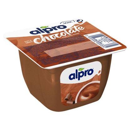 Alpro Deser sojowy smak czekolada 125 g