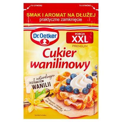Dr. Oetker Cukier wanilinowy porcja XXL premium 43 g
