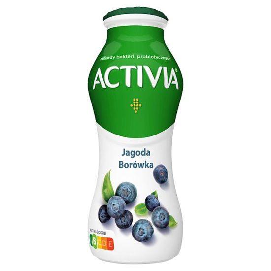 Activia Jogurt jagoda borówka 170 g