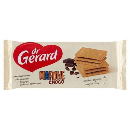 dr Gerard Mafijne Choco Herbatniki z kremem czekoladowym 216 g
