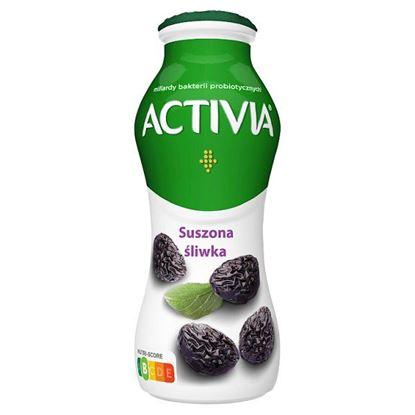 Activia Jogurt suszona śliwka 170 g