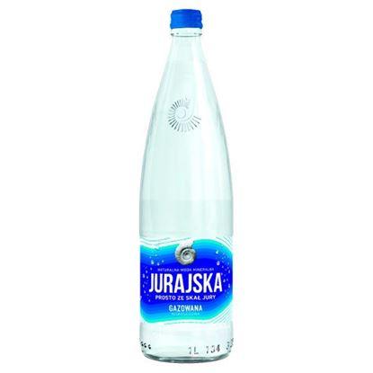 Jurajska Naturalna woda mineralna gazowana 1 l