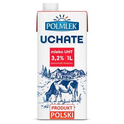 Polmlek Uchate Mleko UHT 3,2% 1 l