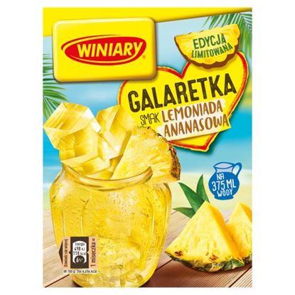 Winiary Galaretka smak lemoniada ananasowa 47 g