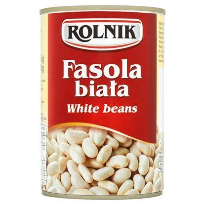 Rolnik Fasola biała 400 g