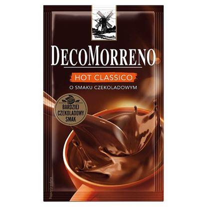 DecoMorreno Hot Classico Napój instant o smaku czekoladowym 25 g