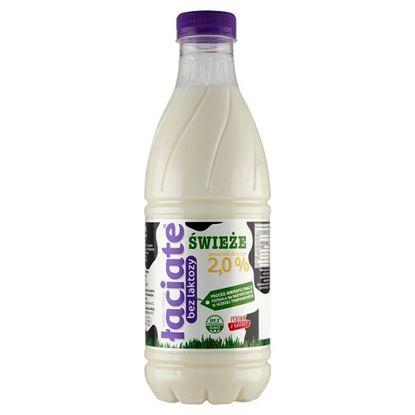 Łaciate Mleko świeże bez laktozy 2,0% 1 l