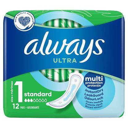 Always Ultra Normal (R1) Podpaski 12Sztuk