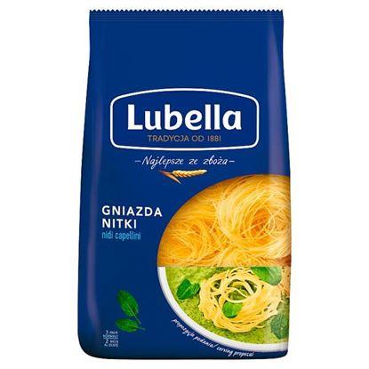 Lubella Makaron gniazda nitki 400 g