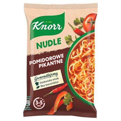 Knorr Nudle Zupa-danie pomidorowe pikantne 63 g