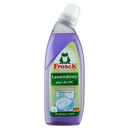 Frosch ecological Lawendowy płyn do WC 750 ml