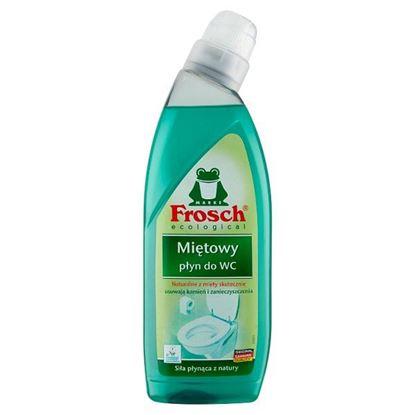 Frosch ecological Miętowy płyn do WC 750 ml