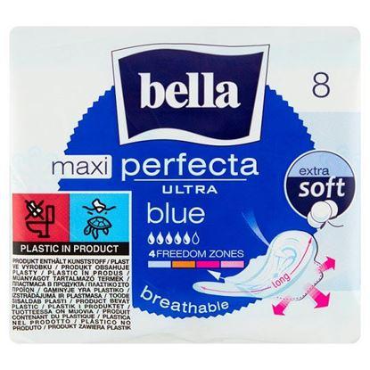 Bella Perfecta Ultra Maxi Blue Podpaski higieniczne 8 sztuk