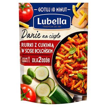 Lubella Danie na ciepło rurki z cukinią w sosie bolońskim 190 g